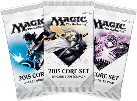 M15 Boosters