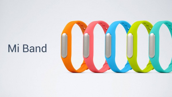 Mi Band Colors