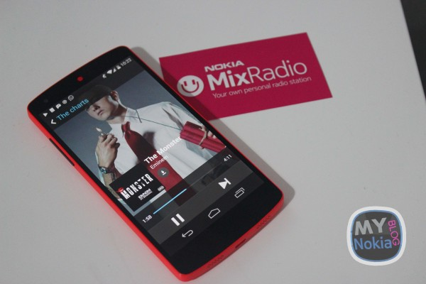 Nokia-mixradio-android