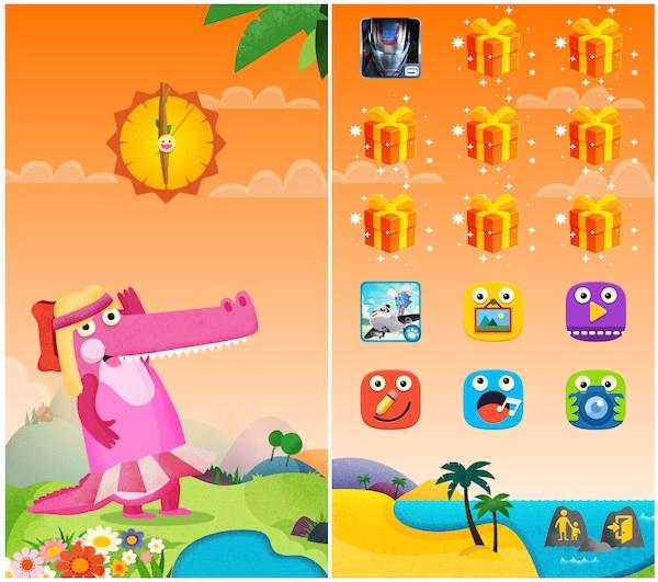 Note 3 Kids Mode