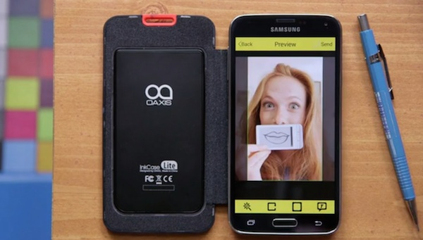 Oaxis InkCase Plus
