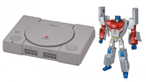 Optimus Prime PlayStation