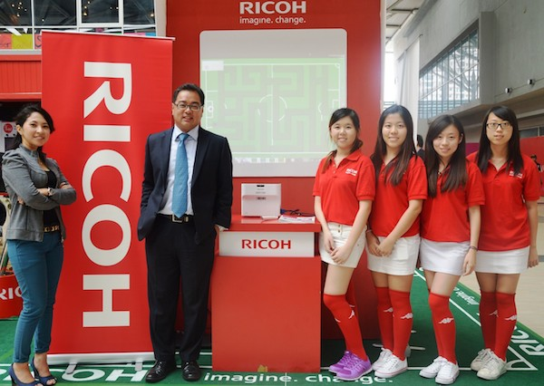 Ricoh - Football Fever - Event Image K