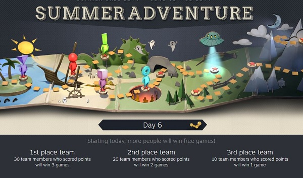 Summer Adventure Rules