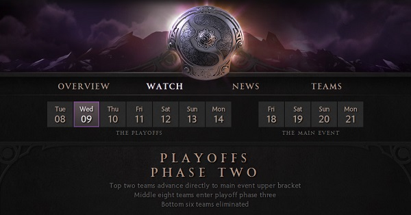 TI4 Phase 2 Day 1