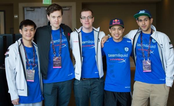 Team Liquid TI14