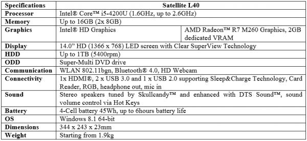 Toshiba-satellite-l40-specs