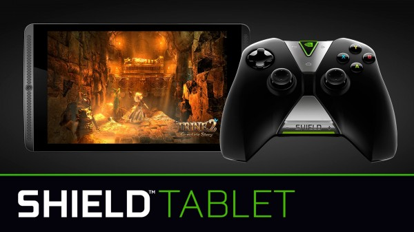 NVIDIA Officially Unveils Shield Tablet: Powered By Tegra K1, Made For Gamers