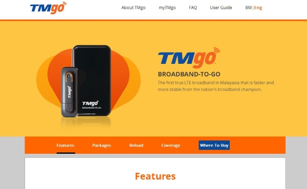 TMgo LTE