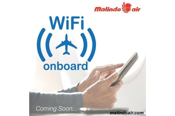 Malindo Air Inflight Wi-Fi Service