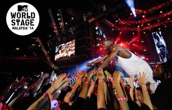 MTV World Stage Malaysia 2014