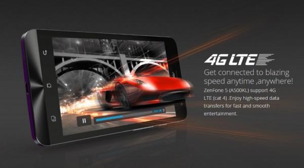 ASUS Zenfone 5 LTE Malaysia