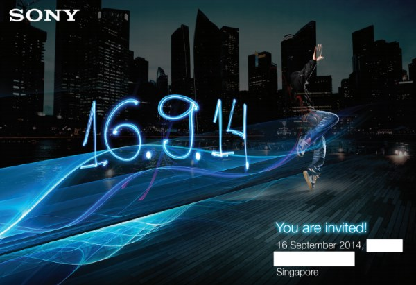Sony Mobile Regional Event 2014