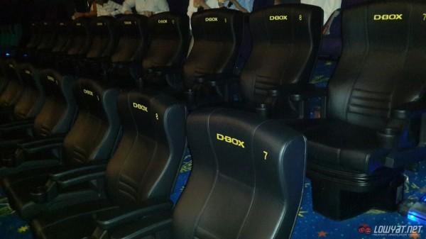 D-Box Motion Seats GSC 1 Utama 02