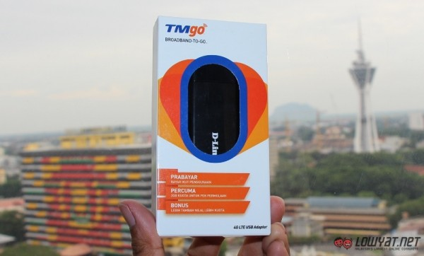 TMgo 4G LTE USB Dongle
