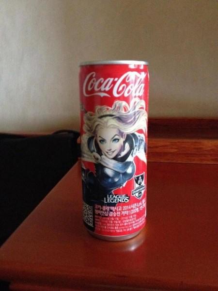 LoL Coke 2