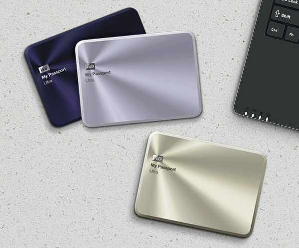 My Passport Ultra Metal and Anniversary Edition Product Image - 02