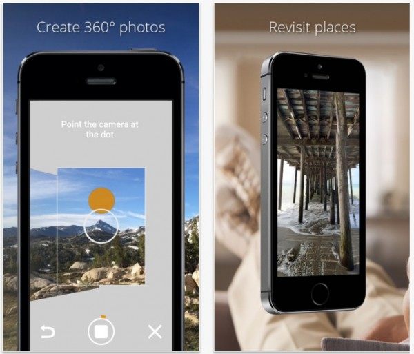 Photo Sphere for iOS