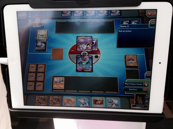 Pokemon TCG iPad