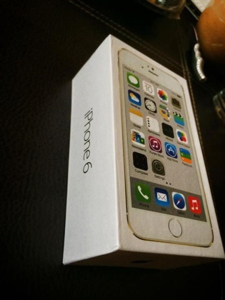 iPhone 6 Retail Box 3