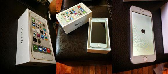 iPhone 6 Retail Box
