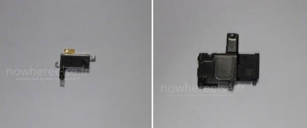 iPhone 6 Speaker and Vibrator Motor