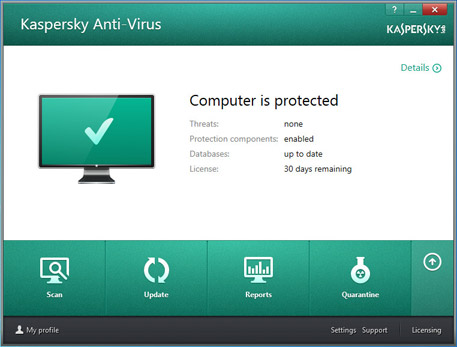 Kaspersky Lab Releases New Updated Product Line For Home