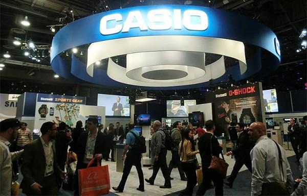 Casio at CES 2014
