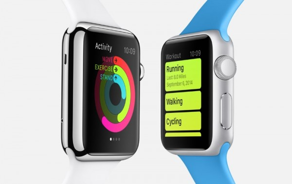 Apple Watch Activity and Workout App