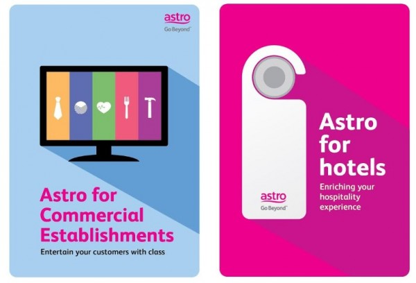 Astro for Commercial Establishments and Hotels