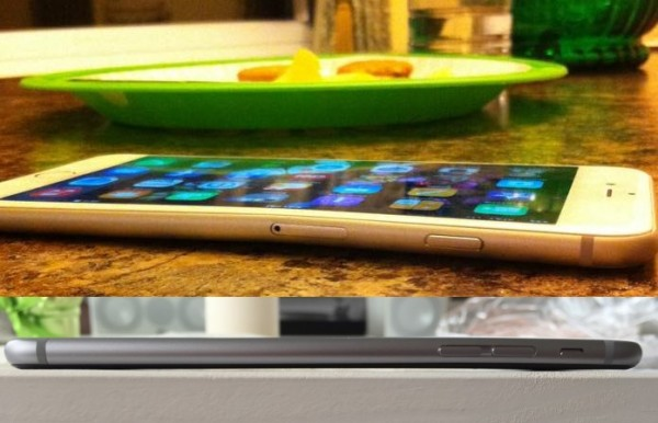 Bended iPhone 6 Plus