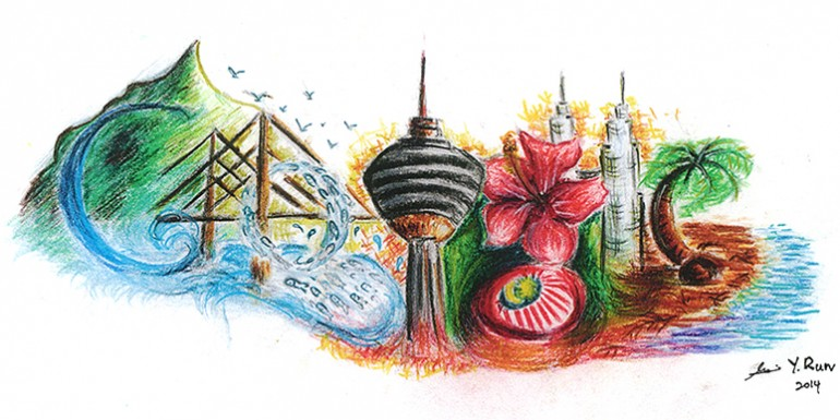 Google Announces Winner Of Malaysia Day Doodle 4 Google