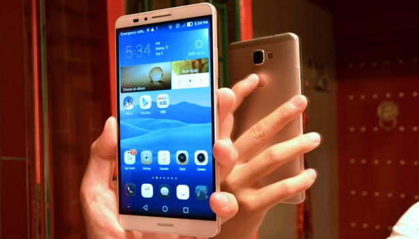Engadget Huawei Ascend Mate 7