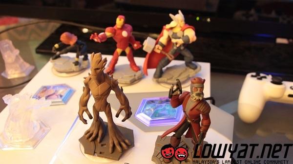 Groot & Star Lord Watermarked