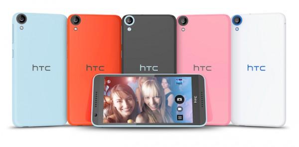 HTC Desire 820 Colors