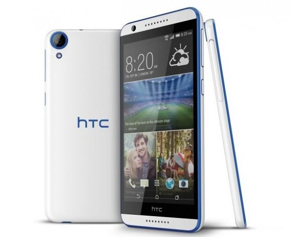 HTC Desire 820 White Blue