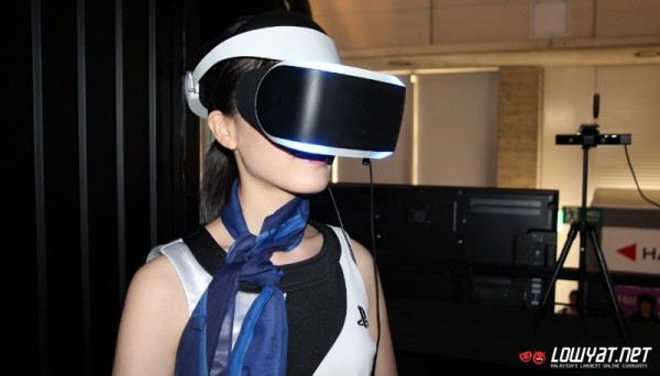 Hands On Sony Project Morpheus 05