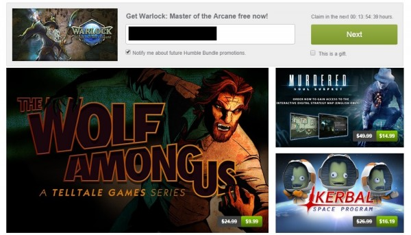 Humble Store sale fixed