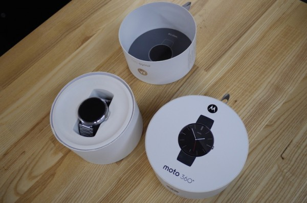 Moto 360 With Modified Android Wear Entering China ...