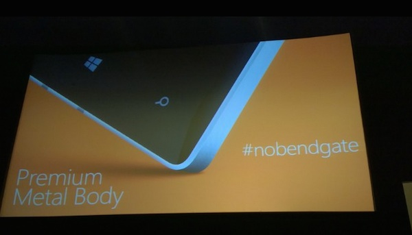 Nokia No Bendgate
