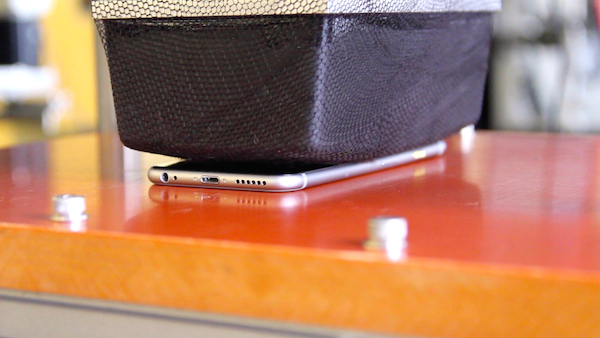 Recode iPhone 6 Plus Sit Test by Apple