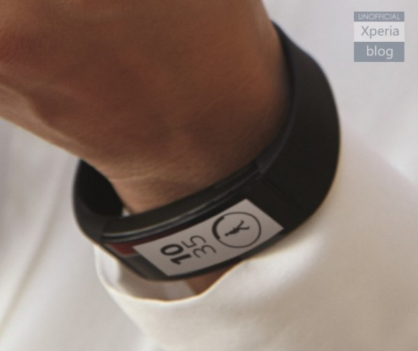 Sony IFA 2014 Smartwatch with e ink display