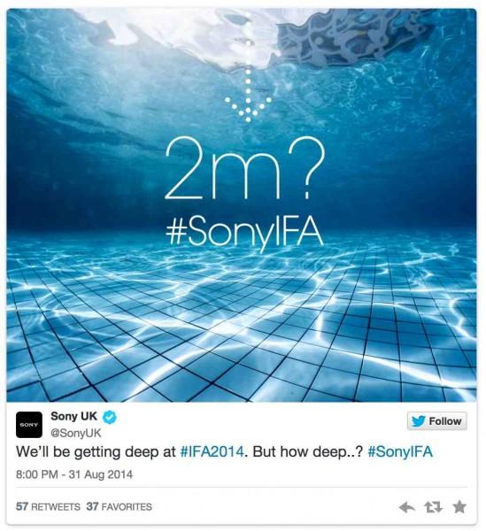 Sony IFA2014 Teaser 2