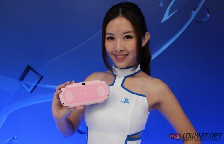 Sony PS Vita Light Pink White 01