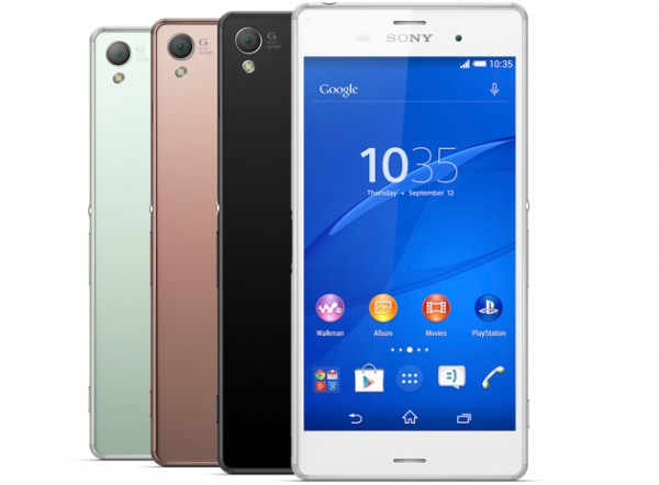Sony Xperia Z3 Official