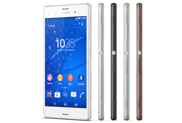 Sony Xperia Z3 Side