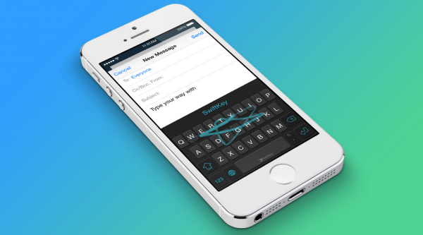 SwiftKey on iOS 17 September