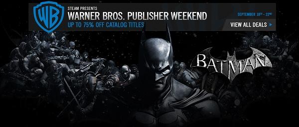 WB Games Weekend