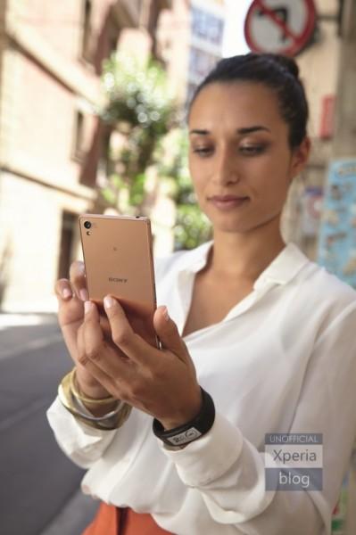 Z3 with Smartwatch