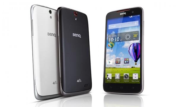 BenQ F5 LTE Smartphone